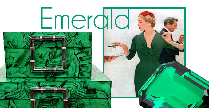 Emerald, Pantone Color for 2013
