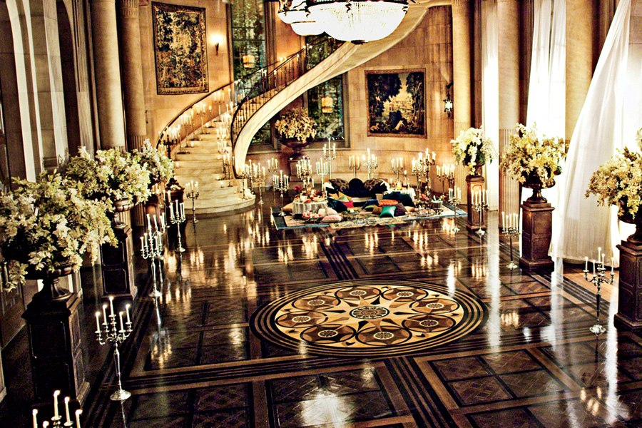 Arch Digest Great Gatsby Home