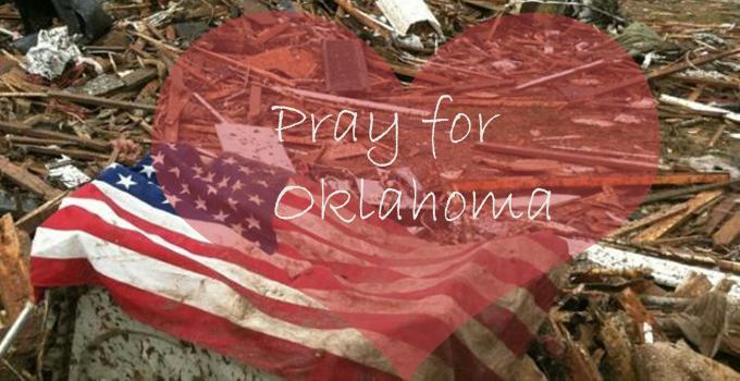 Sending Prayers to Oklahoma