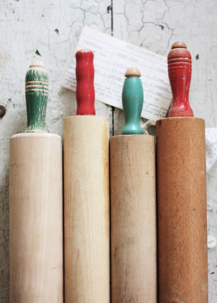 collectibles - rolling pins via Tumblr