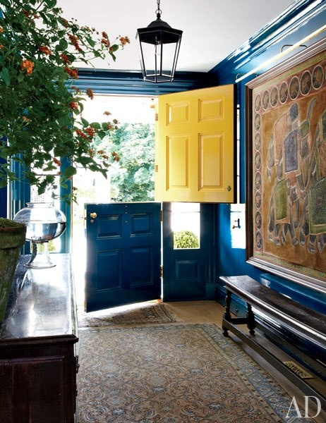 entryway Architectural Digest