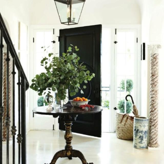 entryway via pinterest