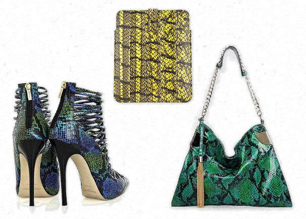 Trending Thursday: Snakeskin