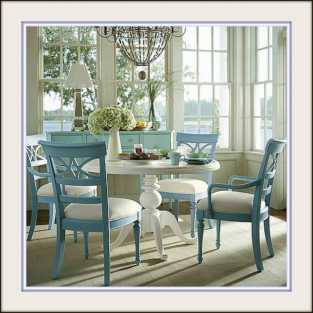 Beautiful Coastal Home Decor