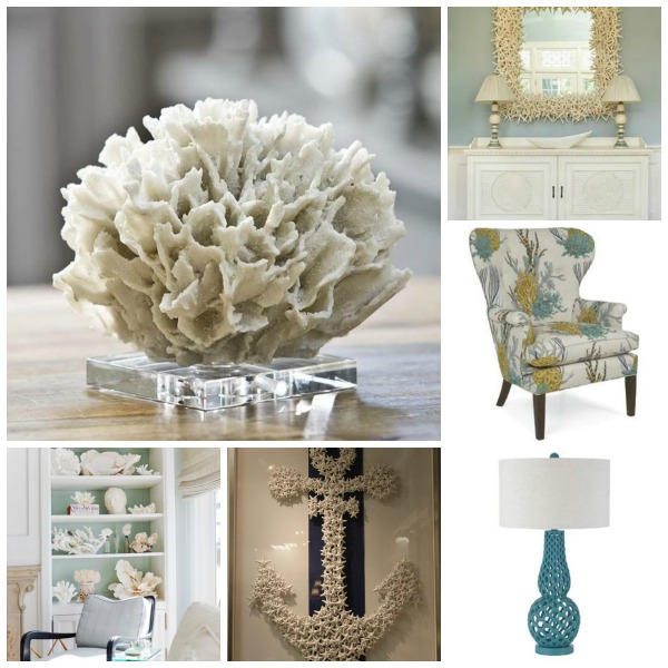 Coastal Accessories For The Home