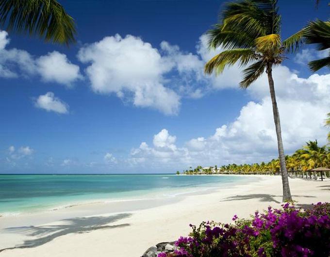 Paradise at Jumby Bay