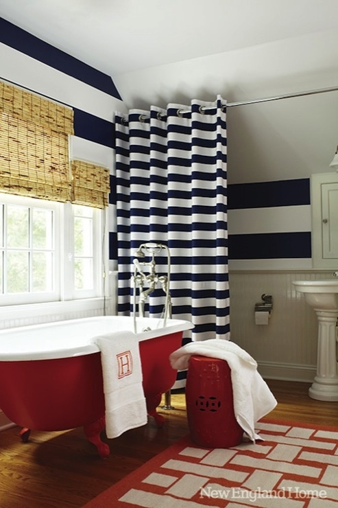 redwhiteblue via new england home