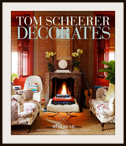 Tom scheerer decorates hadley court interior design blog Tom scheerer house beautiful