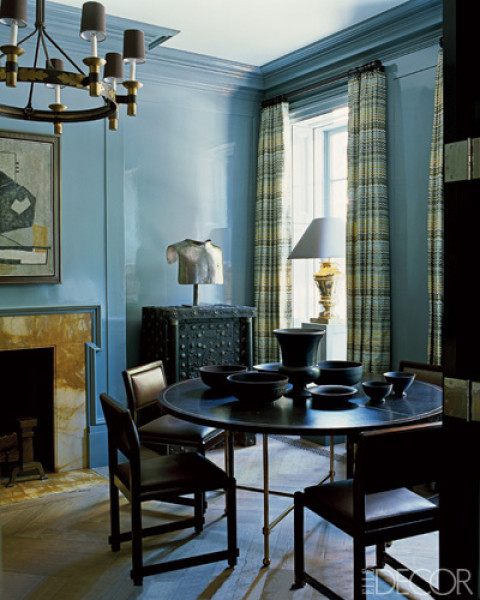 Designer Steven Gambrel S 8 Favorite Kitchen Designs: Welcome Wednesday :: In Defense Of The Dining Room
