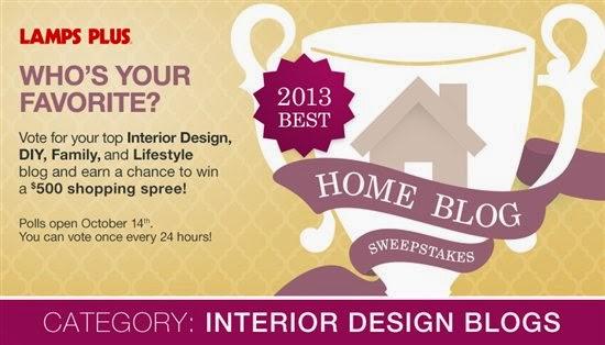 Lamps Plus Top 25 Interior Design Blogs