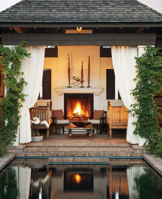 OUTDOOR LIVING FIRE & WATER