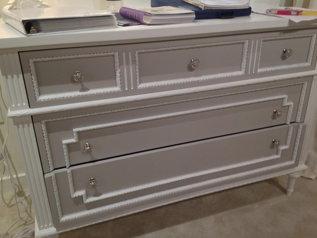 beautiful detailing on the fronts of chests of drawers HPMKT