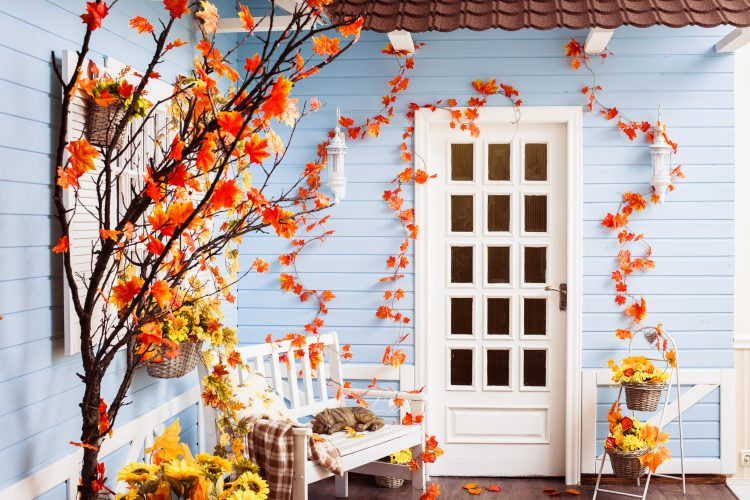 outdoor living for fall