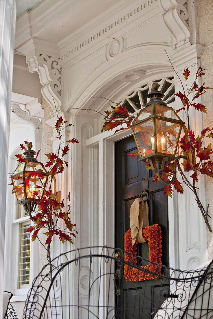 fall - the budget decorator