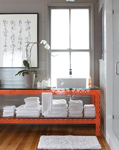 orange via martha stewart