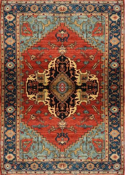 Dustin Van Fleet rug