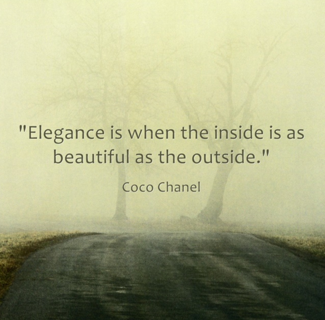 Motivational Monday: Coco Chanel