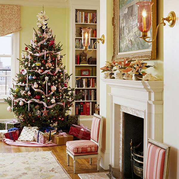 7 Top Tips For Throwing A Grand Party In A Small Home: Welcome Wednesday :: Christmas Style