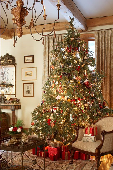 xmas tree seasons for all at home