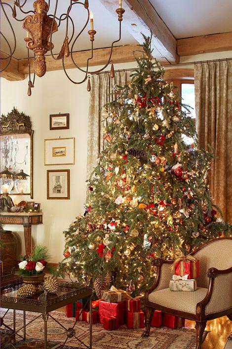 xmas tree seasons for all at home