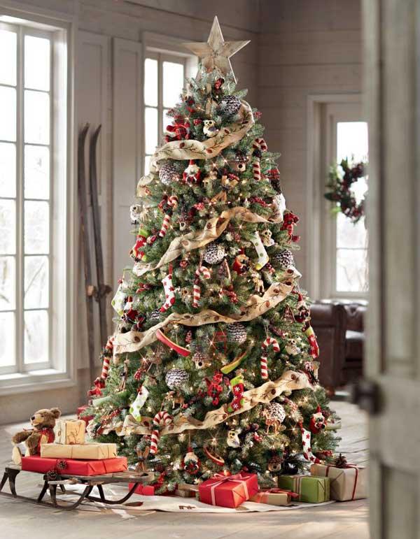 xmas tree woo home