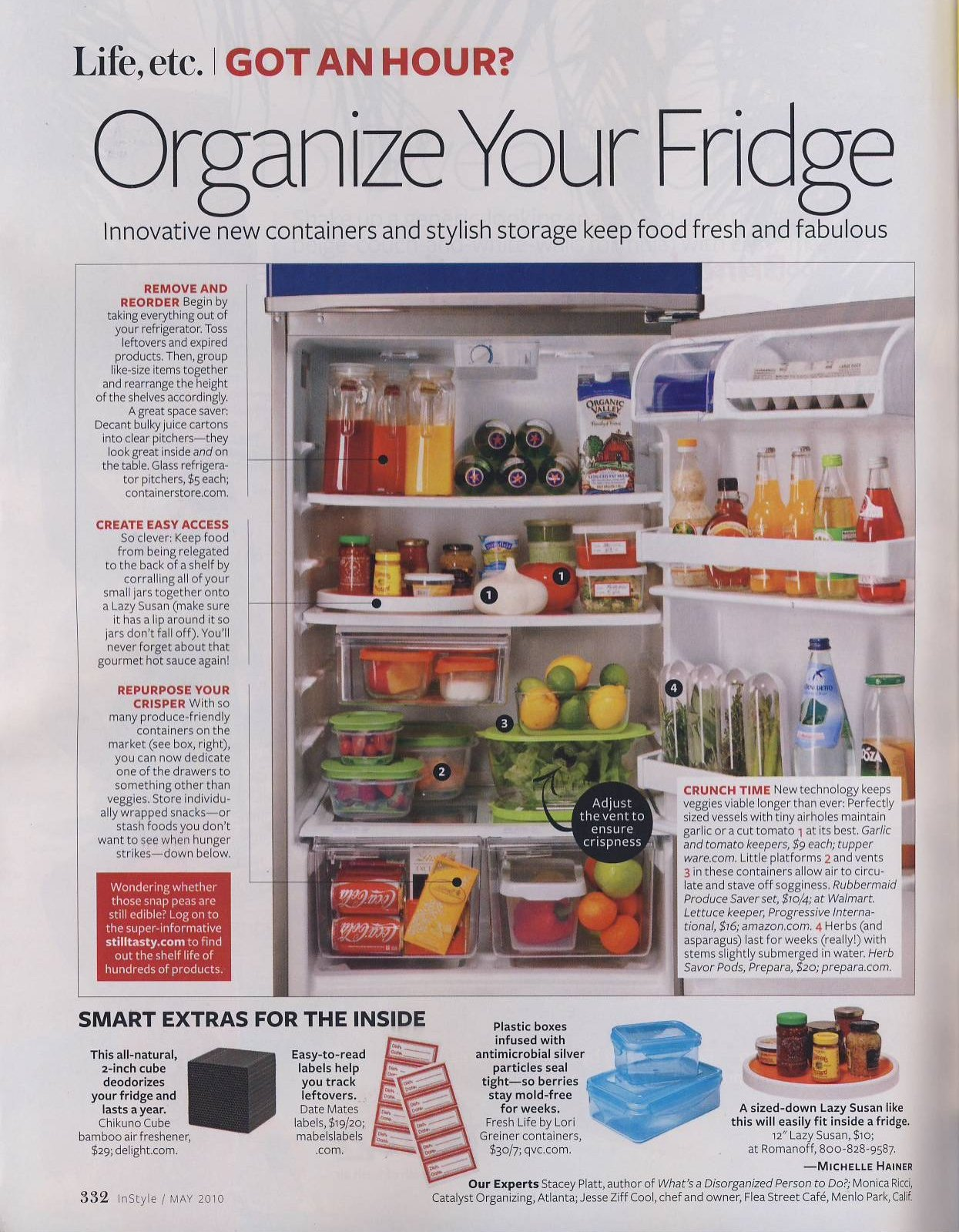 the kitchen organizing for gracious living hadley court hc fridge