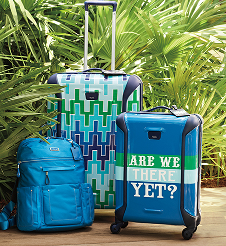 Organizing for Gracious Travel with carry on bags