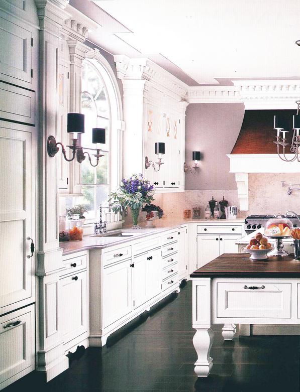Kitchen design by Unkown