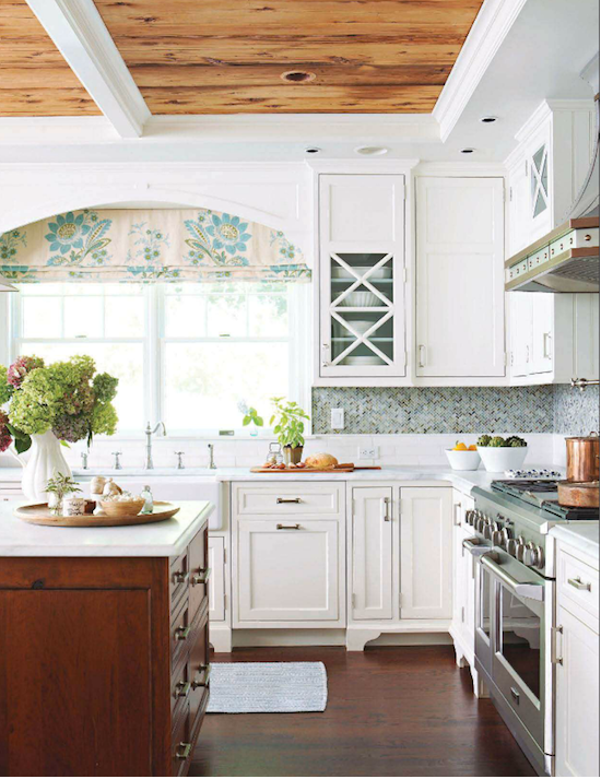 Kitchen design by: Rebecca Reynolds, New Canaan Kitchens, Connecticut