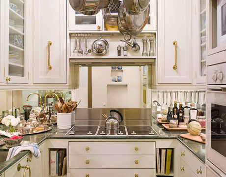 kitchen organization House Beautiful