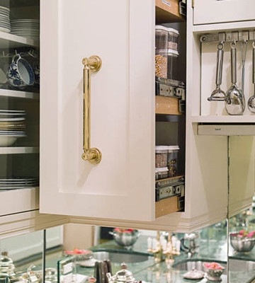 The Kitchen: Organizing For Gracious Living