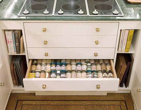 kitchen organization3 house beautiful