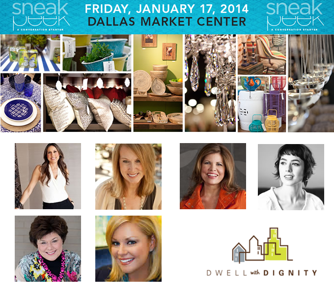 Sneak Peek at Dallas Market Center 2014