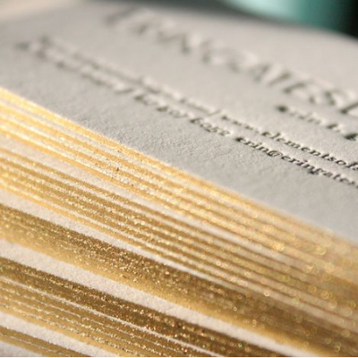 Creating Beautiful Business Cards – What Should You Consider?