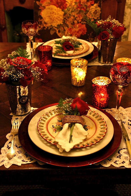 VD table setting