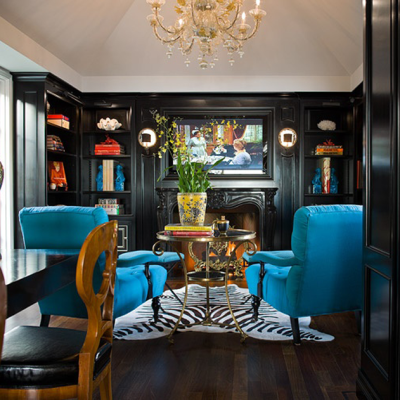 Dark, Moody Design – Which Room Is Your Favorite?