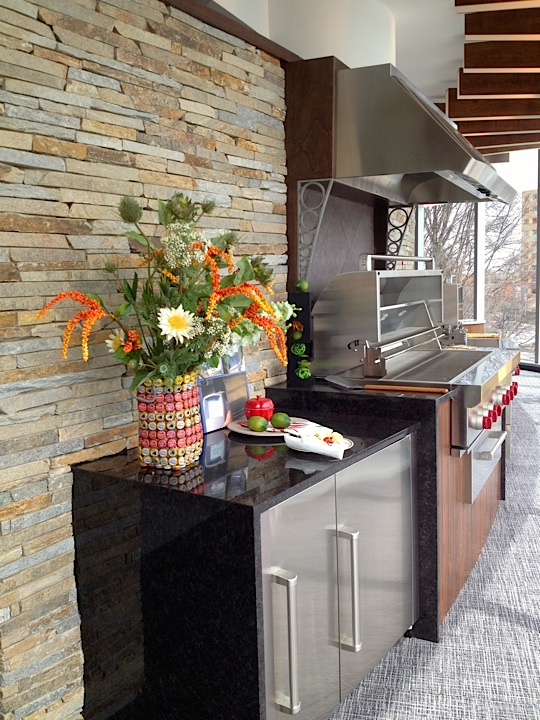 Beautiful Kitchens and Barbecues