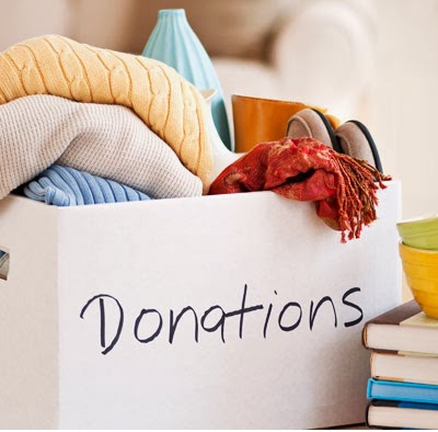 How To Spring Clean Your Home For Charity Donations
