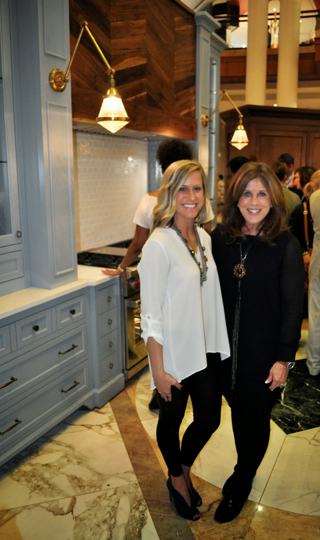 Beautiful Kitchens Courtney with designer Suzanne Kasler