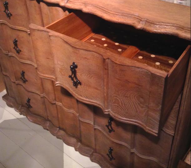 William Yeoward furniture - Minshull Dresser