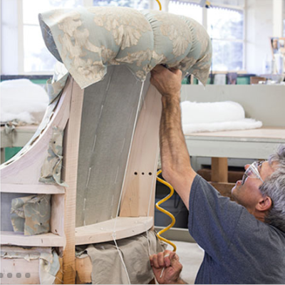 How Is Upholstery Made? A Primer on Good, Better and Best