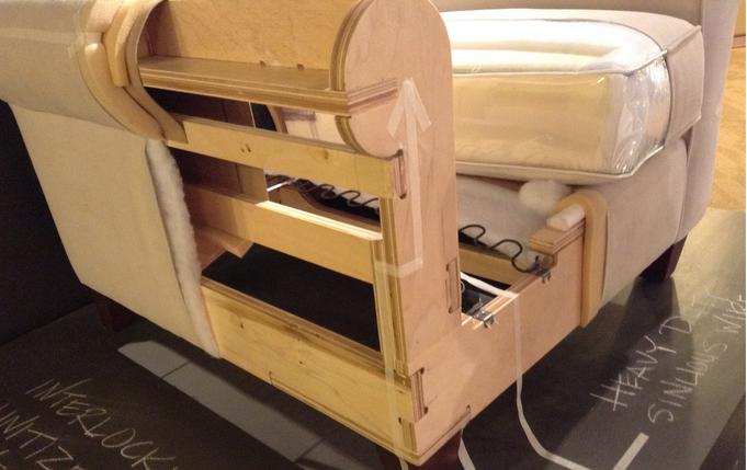 laminated plywood frame