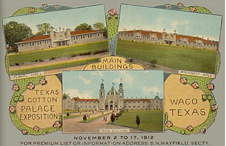 Texas Cotton Palace Exposition photo