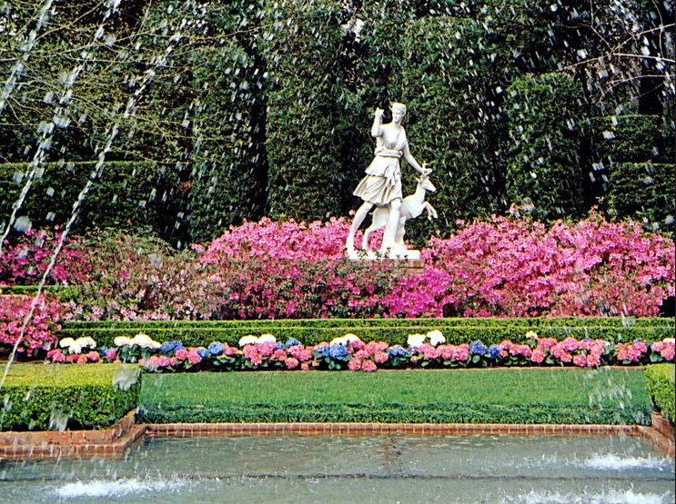 The Gardens at Bayou Bend photo