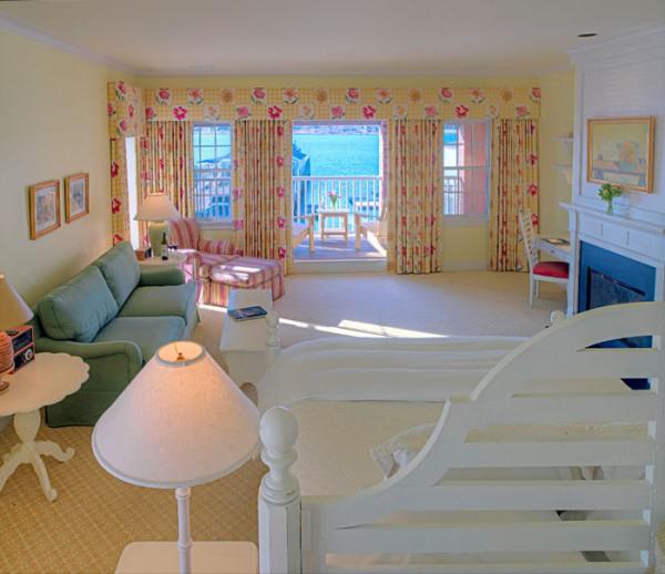 Alexandra Stoddard's favorite room at the Inn