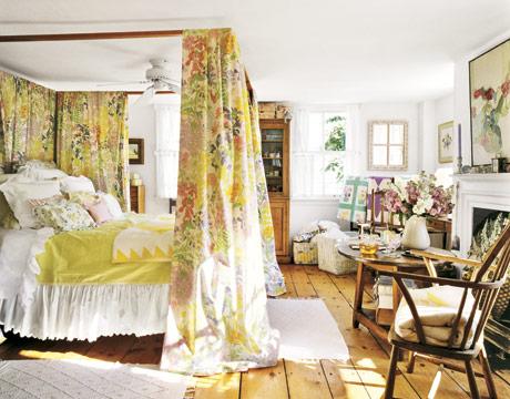 Alexandra Stoddard's Master Bedroom