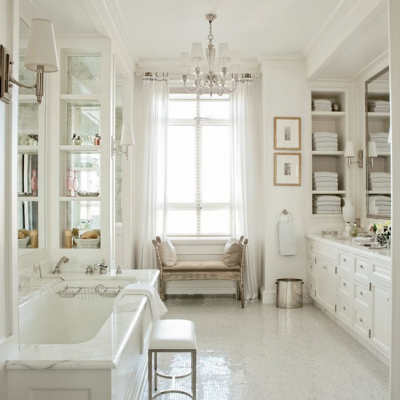 Soaking In Luxury: Trends in Master Bathroom Design