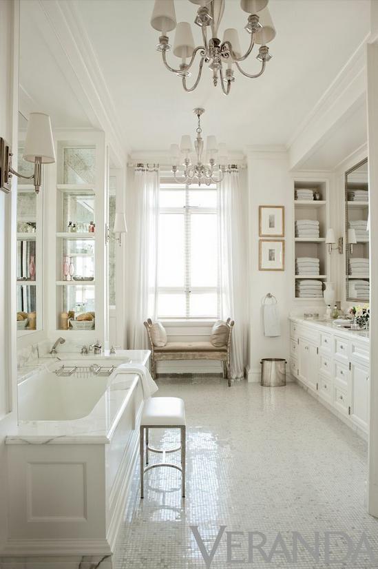 Luxury master bathroom design trends interior design blog for Victorian tudor suite