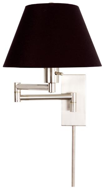 Modern style wall mounted reading lamp