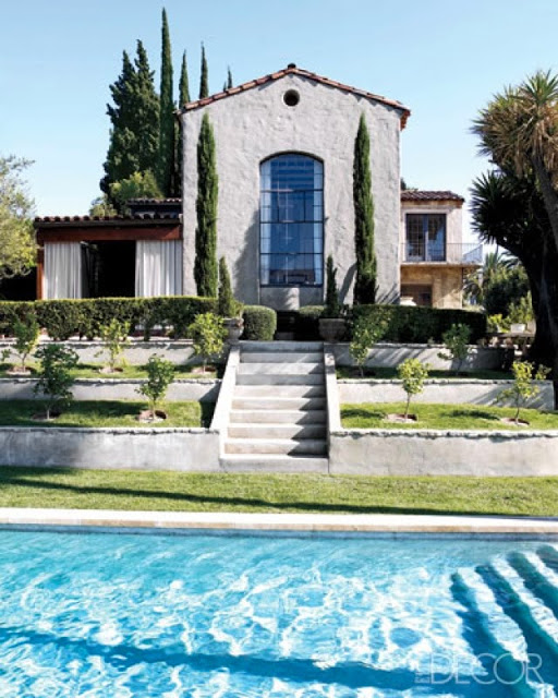 Ellen Pompeo Hollywood California Home